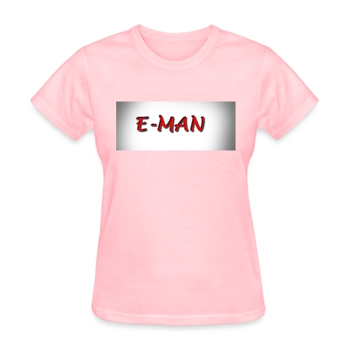 E-MAN - Women's T-Shirt