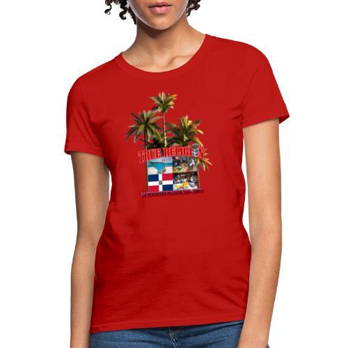 TRUE RELIGION DR INSPIRED - Women's T-Shirt