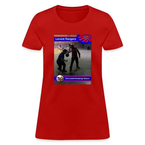 Basketball merch - Women's T-Shirt