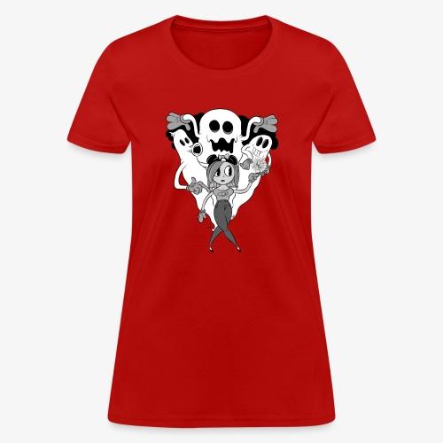 Samantics- Not Haunted - Women's T-Shirt