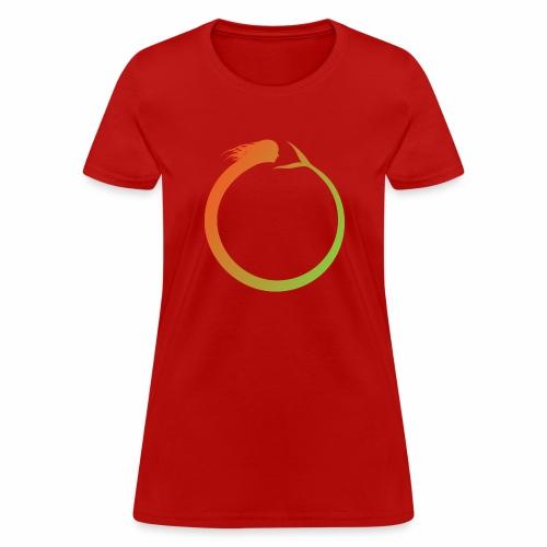 Circle Swimmer - Women's T-Shirt