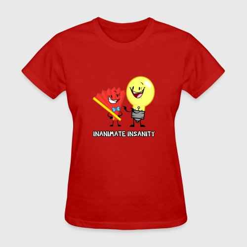 Fan Lightbulb Duo - Women's T-Shirt