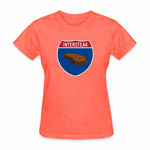 Intersteak - Women's T-Shirt