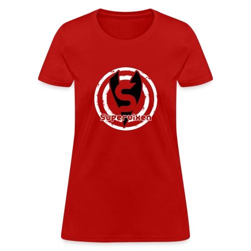 Supervixen-BW-Name - Women's T-Shirt