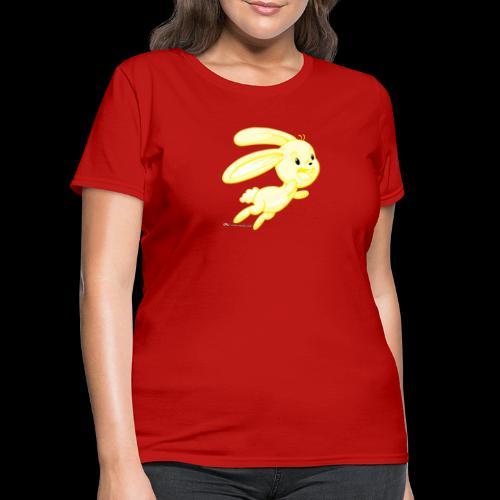 Yellow Bunny - Women's T-Shirt