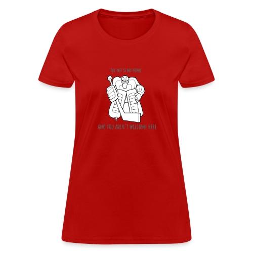 Design 6.4 - Women's T-Shirt