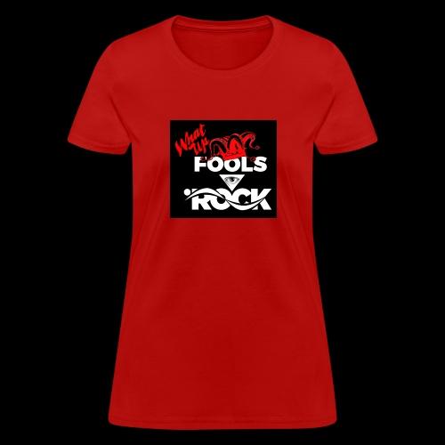 Fool design - Women's T-Shirt