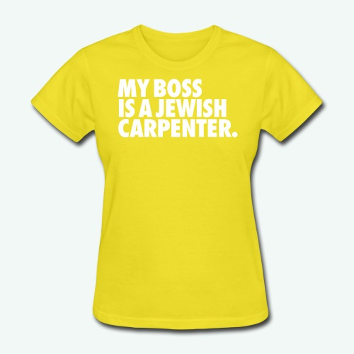 MY BOSS - Women's T-Shirt