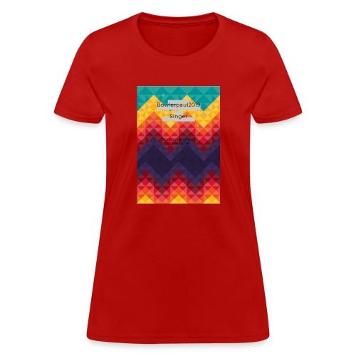 bowlerpaul2019 - Women's T-Shirt