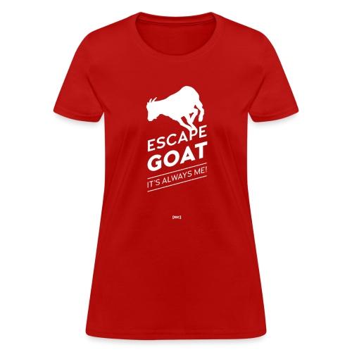 [SIC] T-Shirt Escape Goat - Women's T-Shirt