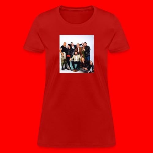 Savage Family Christmas Card - Women's T-Shirt