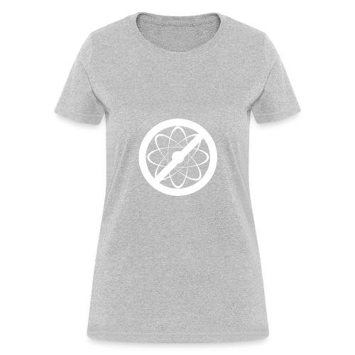 no quantum png - Women's T-Shirt