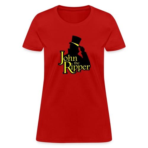 John the Ripper - Women's T-Shirt