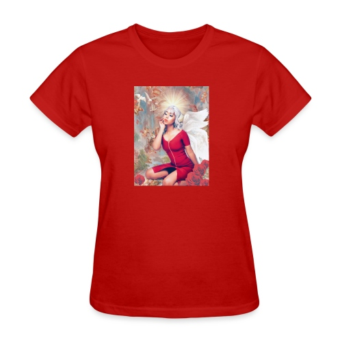 𝔇𝔞𝔫𝔱𝔢𝔰 𝔦𝔫𝔣𝔢𝔯𝔫𝔬 🥀 - Women's T-Shirt