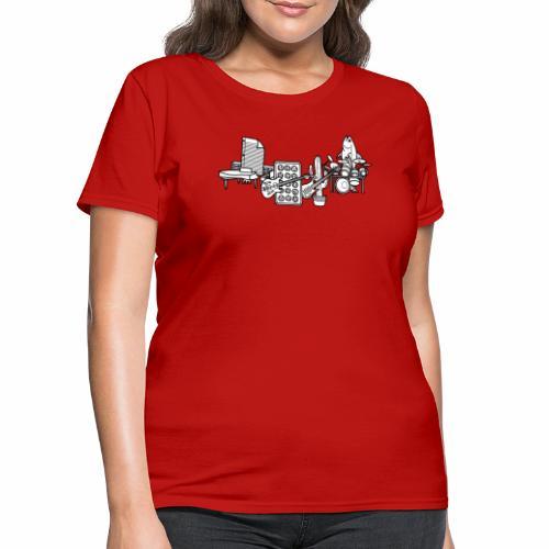 literalphish2 - Women's T-Shirt