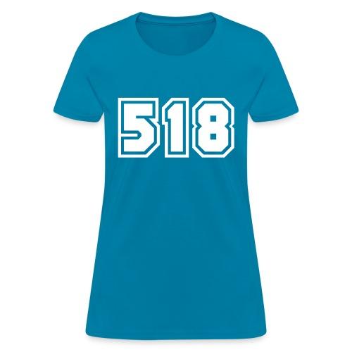 1spreadshirt518shirt - Women's T-Shirt