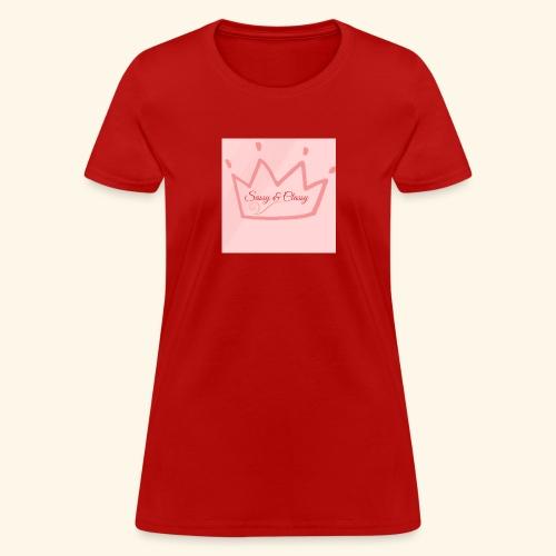 SassyClass - Women's T-Shirt