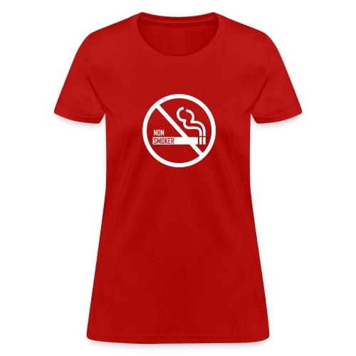 Non Smoker - Women's T-Shirt