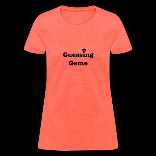 Question - Women's T-Shirt