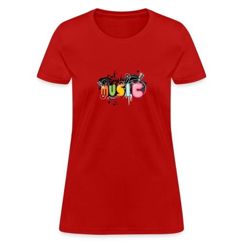 Music edition - Women's T-Shirt