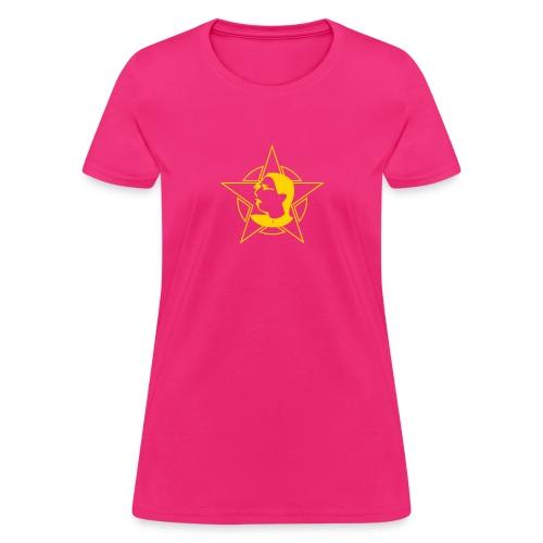 spazicon20flatmono - Women's T-Shirt