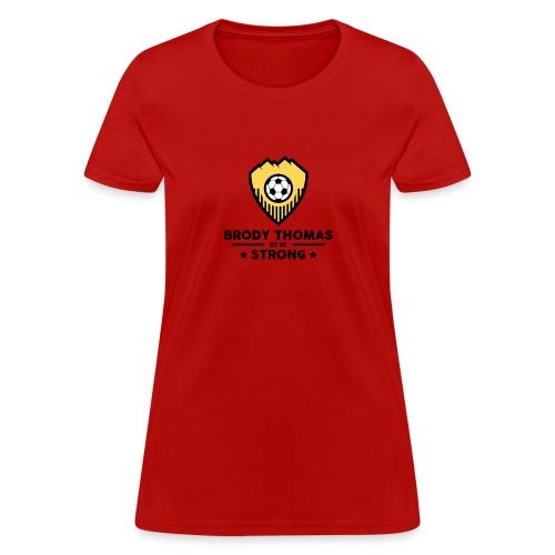 BT 10 STRONG - Women's T-Shirt