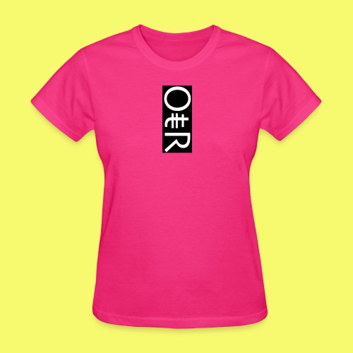 OntheReal ladylike - Women's T-Shirt