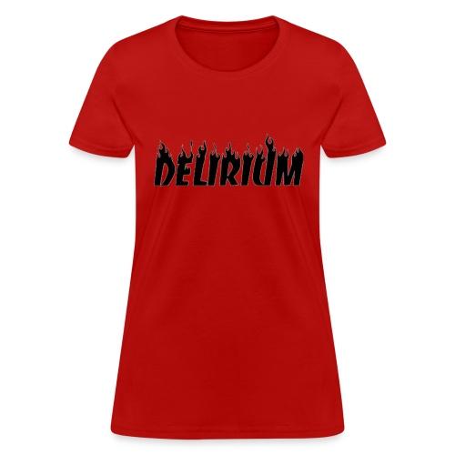 Delirium Fire Logo - Women's T-Shirt