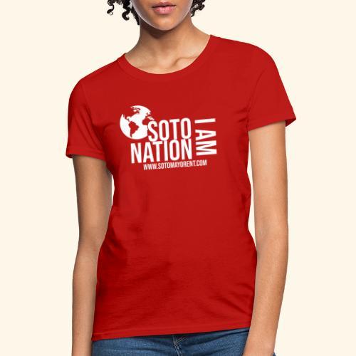 I Am Sotonation - Women's T-Shirt