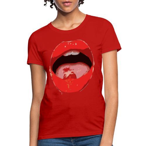 Sexy lips - Women's T-Shirt