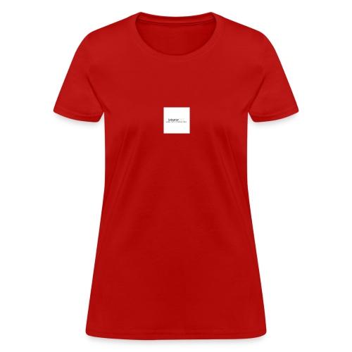 YouTube Channel - Women's T-Shirt