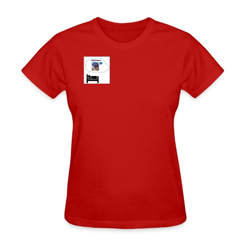 Sleep Harmonizer Bubble - Women's T-Shirt
