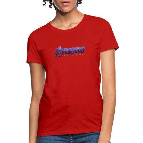 Avengers Endgame Logo - Women's T-Shirt