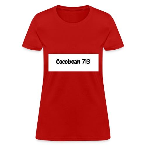 Special Cocobean 713 Merch Design - Women's T-Shirt