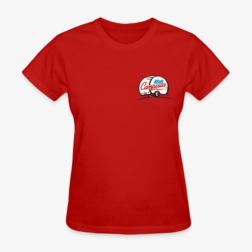 Campista Branded for Life - Women's T-Shirt