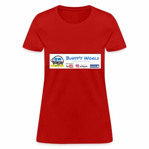 Banner - Women's T-Shirt