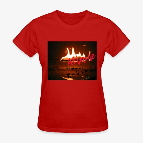 A Flame Revived - Women's T-Shirt