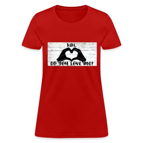 9E8C8627 19F0 4D31 AB2F 05B18B7EB643 - Women's T-Shirt