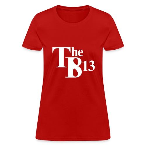 TBisthe813 WHITE - Women's T-Shirt