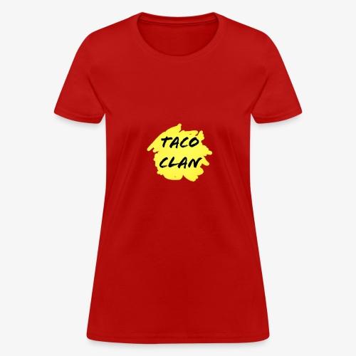 TACO CLAN LOGO MERCH - Women's T-Shirt