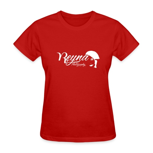 Reyna Dark Cloths with logo - Women's T-Shirt