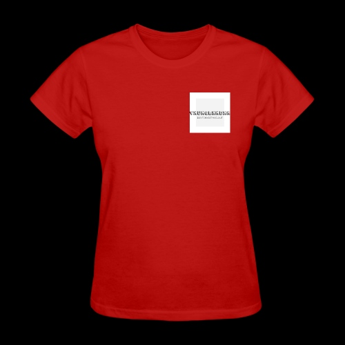 DXNTCHXSETHXCLXUT MERCH - Women's T-Shirt