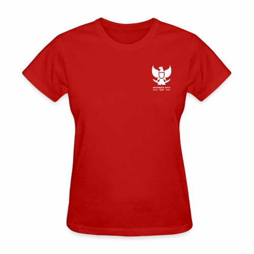 Indonesia Raya 1945 - Women's T-Shirt