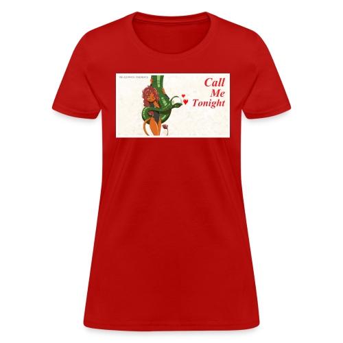 Call Me Tonight Title Card - Women's T-Shirt