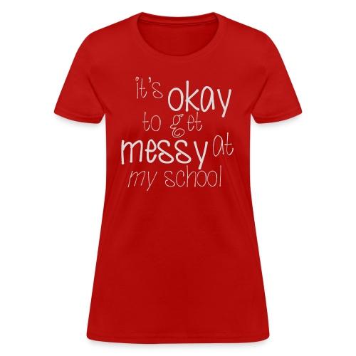 School Pride - Women's T-Shirt