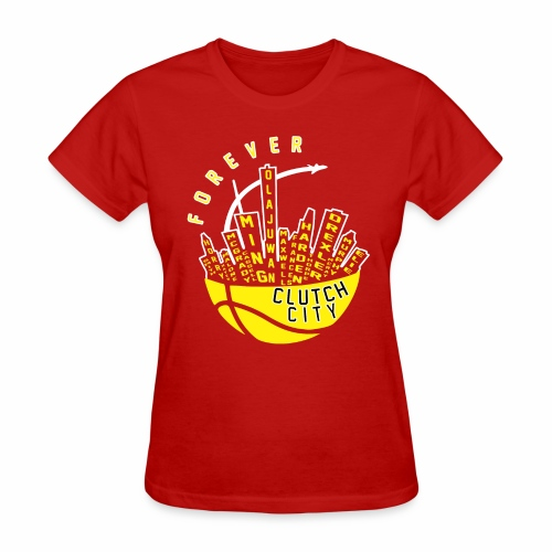 Clutch City Forever - Women's T-Shirt