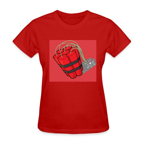 Merch Final - Women's T-Shirt