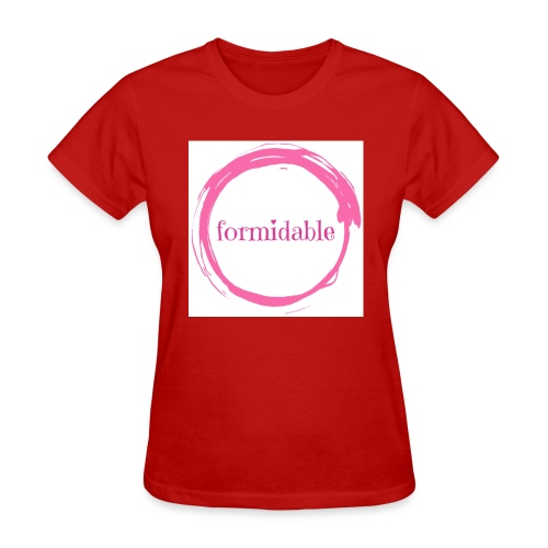 formidable - Women's T-Shirt