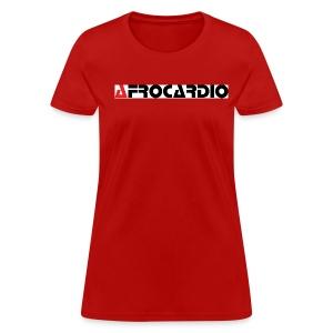 AFRO WHITE 2 - Women's T-Shirt
