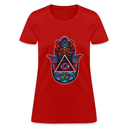 hamsa - Women's T-Shirt
